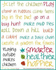 Pre-K ~ Teaching Quotes