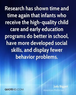 Quality Child Care Quotes