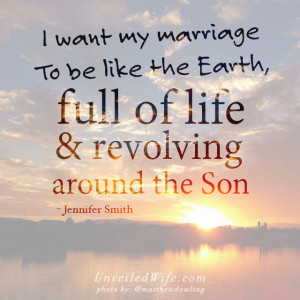 Christian Marriage Quotes i want my marriage to be like