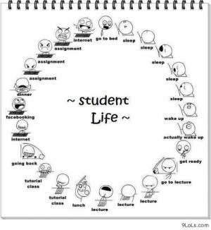 Student life - Funny Pictures, Funny Quotes, Funny Videos - 9LoLs.com