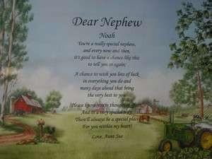 Poem From Nephew Mylifescanned
