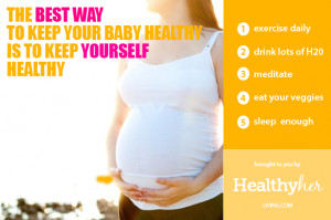 Healthy Pregnancy Quotes