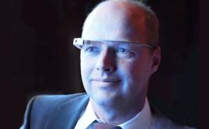 designboom interviews google glass project lead sebastian thrun and ...