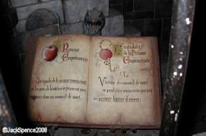 Poison Apple Snow White Quote