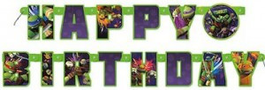 So you are gone have a Teenage Mutant Ninja Turtles birthday party ...
