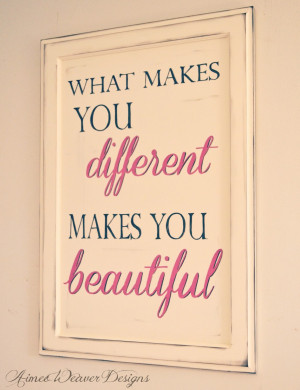 ... women to see their inner beauty, and this is one of her quotes