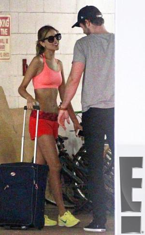 Liam Hemsworth Dating New...
