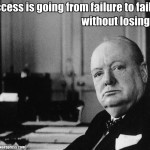 ... success quotes by winston churchill successful business quote hire