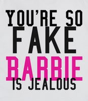 Related Pictures barbie fake jealous quotes