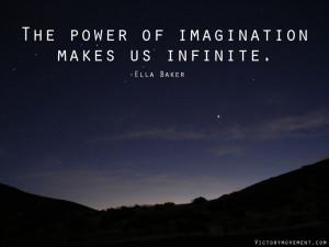 ... makes us infinite.