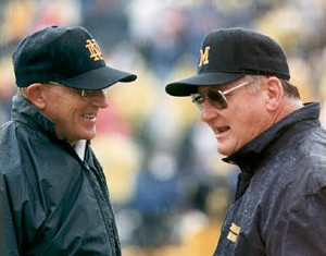 The Asshole in the O-Zone: The 1986 Michigan Wolverines