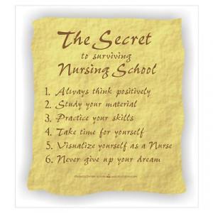 Nursing School Quotes Survival To finish nursing school!