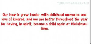 Our Hearts Grow Tender With...