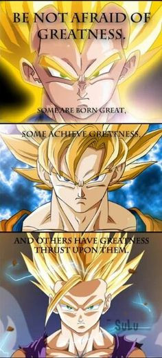 Quotes Deep, Dbz Quotes, Dragon Ball Quotes