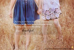 ... are. believe in having fun. cherish time together. dream big dreams