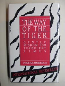 ... Lessons from a White Tiger -