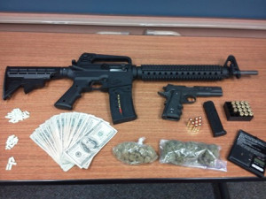 Armed drug dealer taken off the streets of Waterloo
