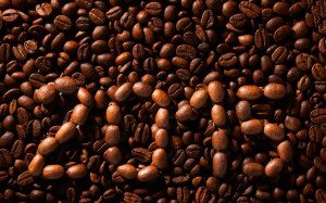 coffee beans 2015 happy new year background free download