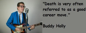 Buddy holly famous quotes 1