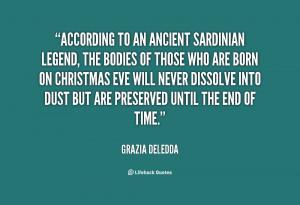 Quotes by Grazia Deledda