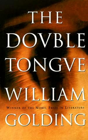 book cover of The Double Tongue
