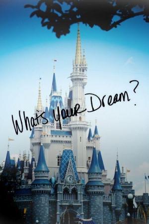 disney, disney world, dream, tumblr, walt