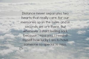 distance quote on Tumblr