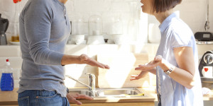 Play Fighting Tumblr O-couple-fighting-kitchen- ...