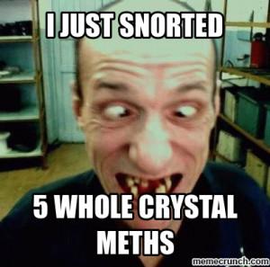 Crystal Meth Memes