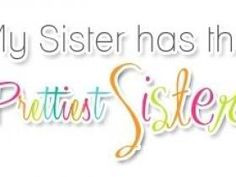 cute sister quotes beautiful