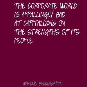 Corporate World quote #2