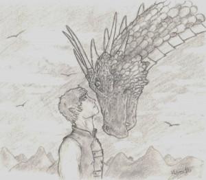 Eragon And Saphira Knk Diiag