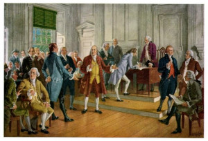 The Signers of The Declaration of Independence Did So On August 2nd ...