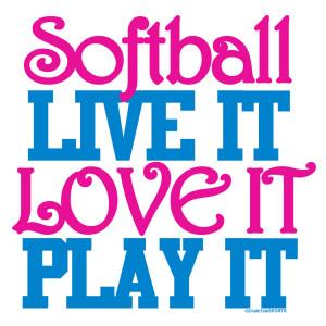Softball Quotes HD Wallpaper 15