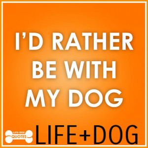 Quotable Quotes from LIFE+DOG