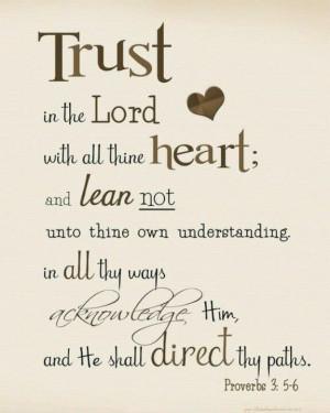 ... One of my favorite Bible Verses! Trust God, Quote, Favorite Scriptures