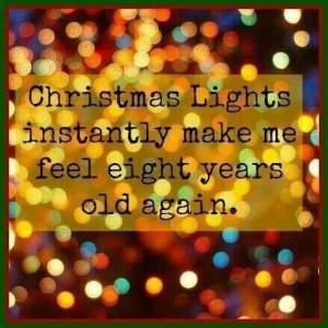 Christmas lights ♡♡♡