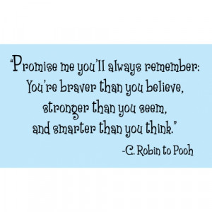Promise Me Quote
