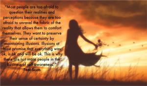 Awareness Quote