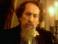 Simon Callow as Charles Dickens