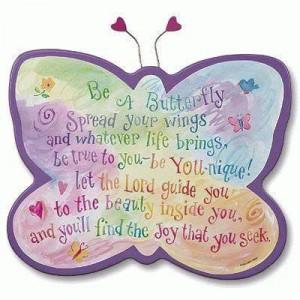 Butterflies Butterfly Poem
