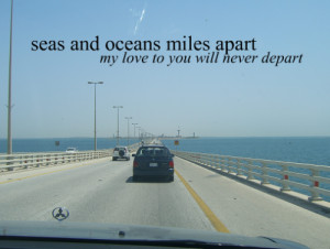 across the miles friendship quotes