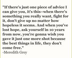 ... quotes meredith grey s quotes life meredith grey quotes grey s anatomy