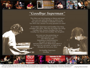 Superman Quotes Love Good quote too!!! i love the