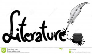 Royalty Free Stock Images: Literature icon