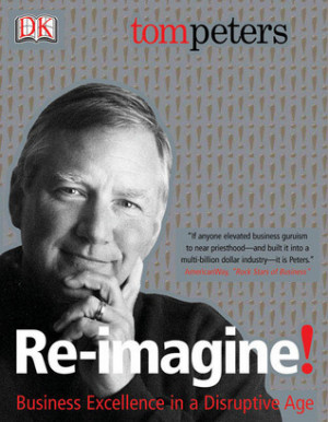 """... Imagine!: Business Excellence in a Disruptive Age"""" as Want to Read"""