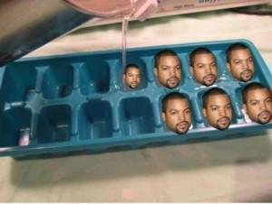ice cube lol