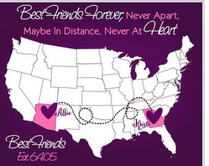Moving Away From Best Friend Quotes