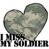 Missing my soldier