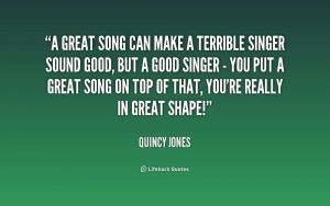 Great Music Quotes From Songs